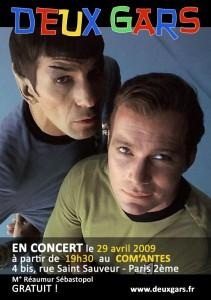 29 avril 2009 - Com'antes